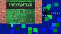 Trial New Releases  Computer Science Principles: The Foundational Concepts of Computer Science by