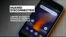 Google 'suspends some business with Huawei' after US blacklist