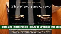 About For Books  The New Jim Crow  Best Sellers Rank : #5