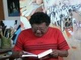 Enrique Verástegui lee poema de Juan Ramirez Ruiz