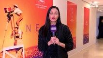 """Monica Bellucci: """"Mon parcours cinématographique ne serait pas le même sans Cannes"""" (Exclu Vidéo)"""
