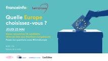 Evénement Votre Europe - studio 104 Maison de la radio