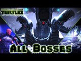 Teenage Mutant Ninja Turtles: Out of the Shadows All Bosses (PC, X360, PS3)