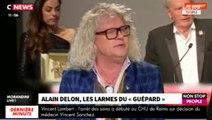 "Morandini Live : Alain Delon ""odieux"" ? Pierre-Jean Chalençon balance (vidéo)"