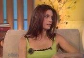 Teri Hatcher on the Ellen DeGeneres show 11-12-2004