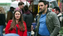 EastEnders Fans Can't Get Over Hilarious Error In Kat And Kush Love Scene