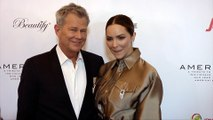 "David Foster and Katharine McPhee ""American Icon Awards"" Gala Red Carpet"