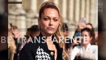 Caroline Receveur sublime dans une robe très transparente pour le Festival de Cannes