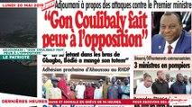 """Le Titrologue du 20 Mai 2019 : Adjoumani, """"Gon Coulibaly fait peur à l'opposition"""""""