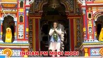 पीएम नरेंद्र मोदी ने की बद्रीनाथ मंदिर, उत्तराखंड की यात्रा .#PMModi #BadrinathTemple #NamoBharat