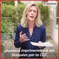 Philippe Martinez n'était pas au courant de l'action de la CGT de la distribution et du livre
