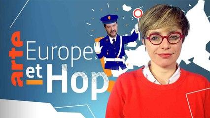 Un soutien inattendu pour la liste de Benoît Hamon - Europe et hop | ARTE