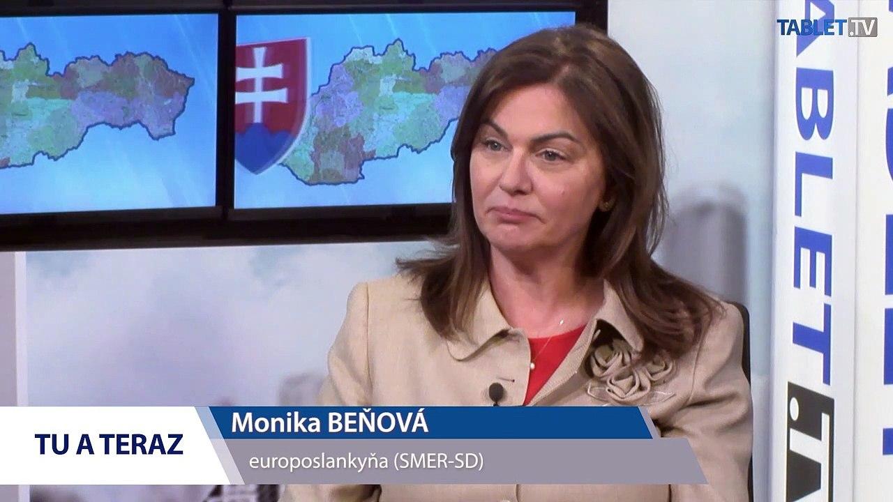 M. Beňová: Hovoriť po 15 rokoch, či sme ZA alebo PROTI Únii, je málo