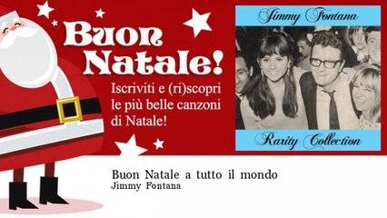 Jimmy Fontana - Buon Natale a tutto il mondo
