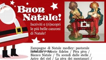 Italian Orchestra - Zampogne di Natale medley: pastorale natalizia / Adeste fideles / Piva piva / Bi