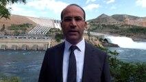 Keban Baraj Gölü'nün 3 tahliye kapağı daha açıldı - ELAZIĞ