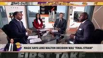 Magic Johnson says Rob Pelinka betrayed him and Luke Walton decision was final straw on Leaving Lakers 5-20-19