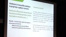 Réunion publique sur les capteurs sonores à saint-etienne