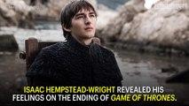 Bran Stark Speaks: Isaac Hempstead-Wright Discusses That Game of Thrones Ending