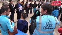 """VIDEO. Poitiers : manifestation à l'appel de l'association """" Sourds en colère """""""