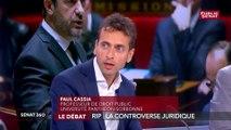 RIP : « La loi organique donne au ministère de l'Intérieur le soin d'organiser la collecte des soutiens » affirme Paul Cassia, professeur de droit public