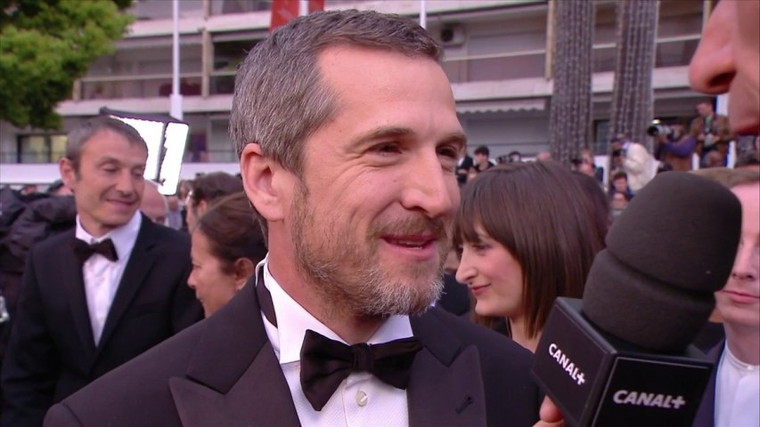 """Guillaume Canet : """"j'étais très très heureux de faire partie de ce film"""" - Cannes 2019"""