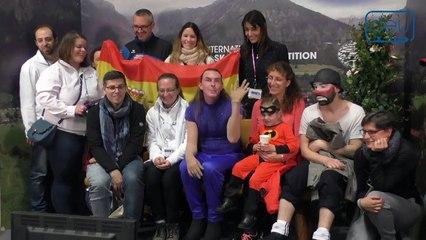 2019 International Adult Figure Skating Competition - Oberstdorf, Germany (3)