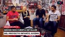 Entrevista a Gustavo Grossi - 1ra parte