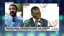 République Démocratique du Congo : Sylvestre Ilunga Ilunkamba, Premier ministre