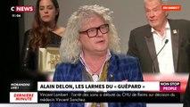 CNews : Pierre-Jean Chalençon tacle Alain Delon 20/05/2019