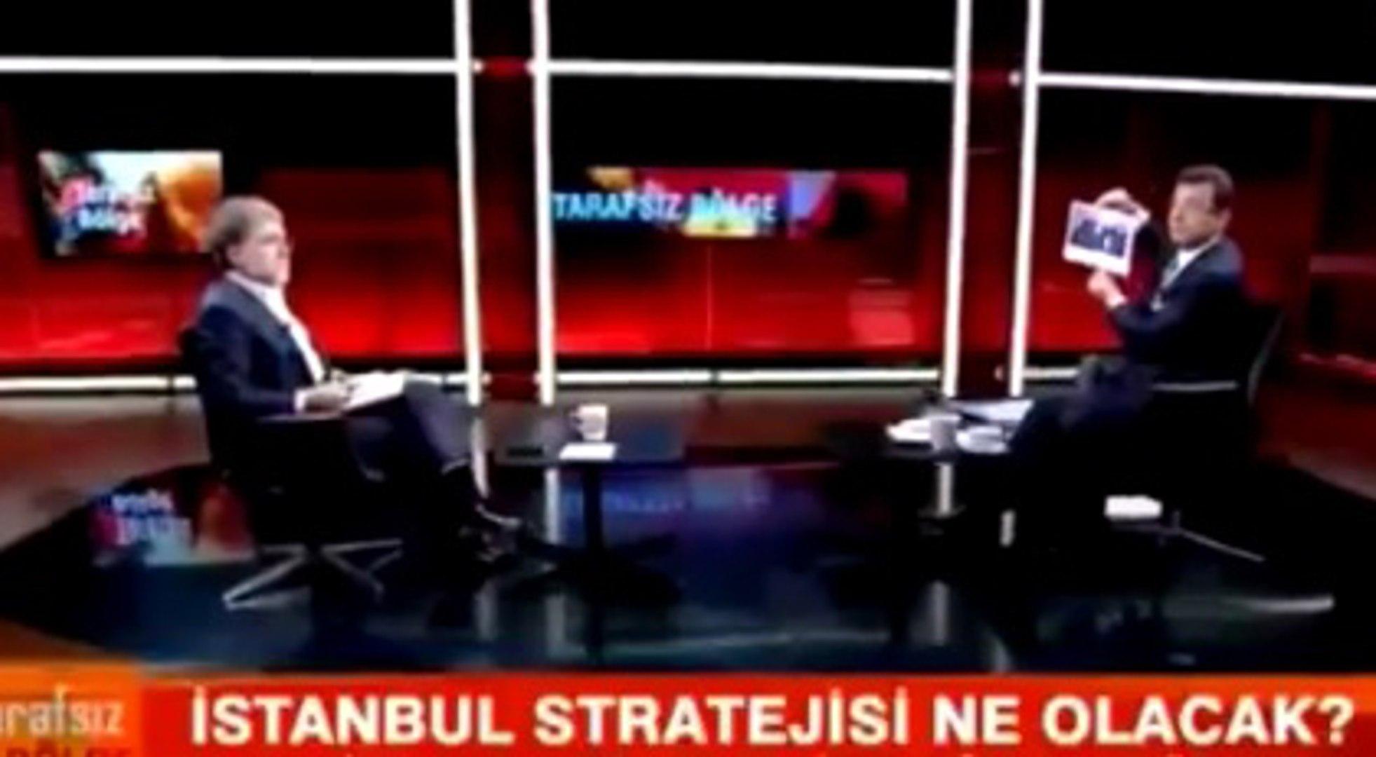 CNN Türk'te taraflı yayın tepki çekti
