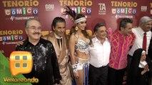 ¡El Tenorio cómico 4a transformación tuvo su estreno a prensa con una alfombra roja!