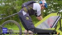 [투데이 영상] 묘기 자전거 고수에게 아이를 맡기면?