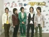 [TV] 20071228 mezamashi TV - Arashi Johnnys countdown