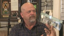'Pawn Stars' Rick Harrison Appraises Rare Items Inside the Shop -- Watch! (Exclusive)