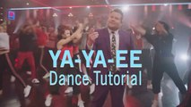 Ya-Ye-EE Dance Tutorial - Based on 'Juice' by Lizzo