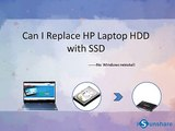 HP Pavilion 17 Replace Keyboard HDD SSD Ram New Model Laptop