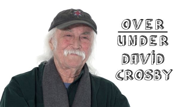 David Crosby Rates Chicago the Band, Twitter, and Game of Thrones