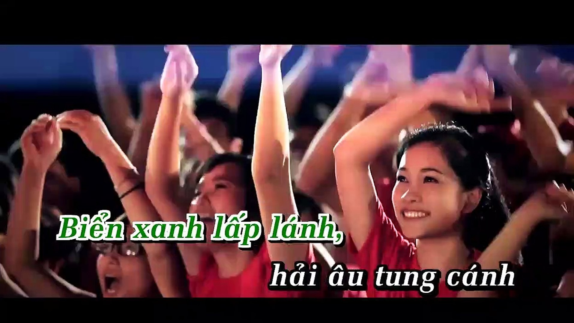 [Karaoke] Bay Qua Biển Đông - M4U [Beat]