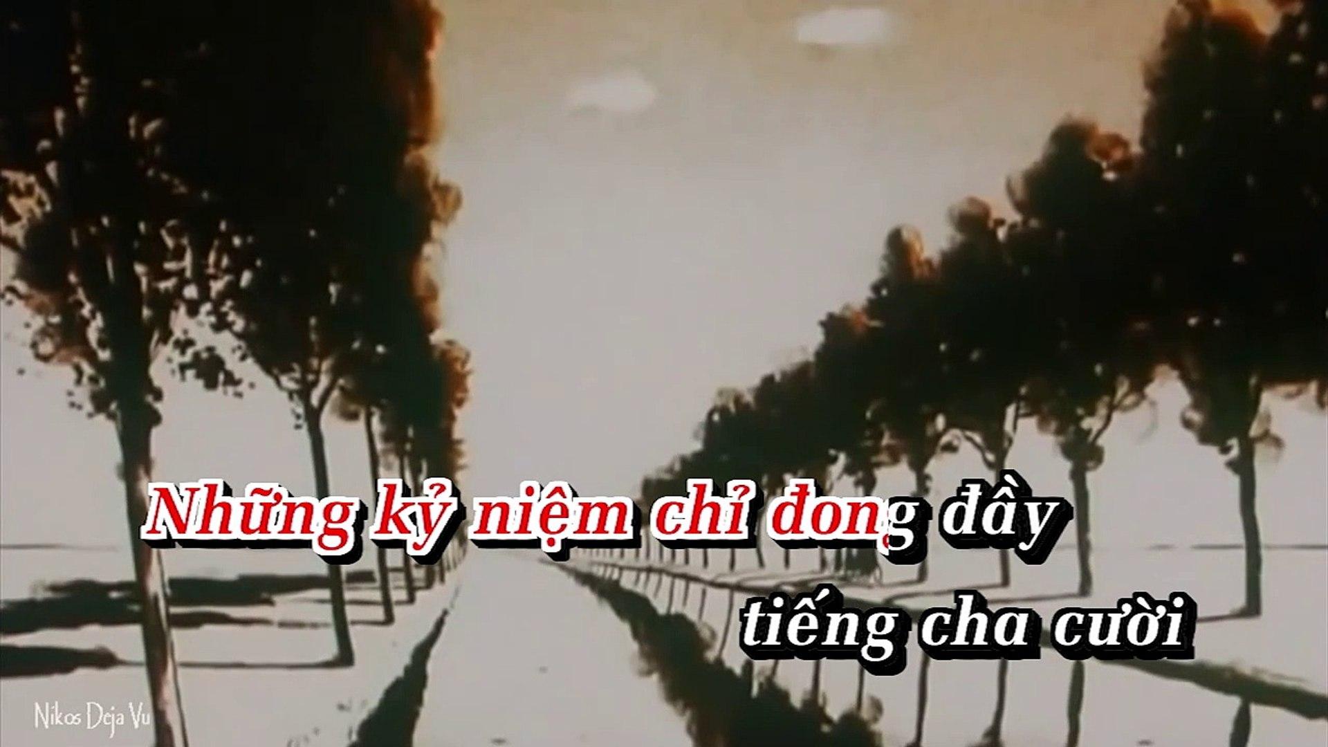 [Karaoke] Cha Và Con Gái - Thùy Chi [Beat]