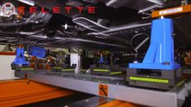 Celette universal jig system CAMELEON, frame machine for collision repair.car liner frame machin