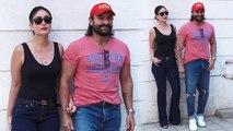 Kareena Kapoor Khan & Saif Ali Khan spotted in causal look; Watch Video | Boldsky