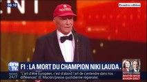 Le triple champion de Formule 1 Niki Lauda est mort à 70 ans