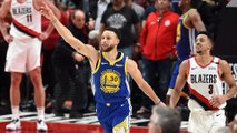 Warriors Complete Sweep of Blazers, Head to Fifth Straight NBA Finals