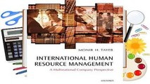 Full E-book International Human Resource Management: A Multinational Companies Perspective  For