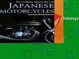 Review Pictorial History of Japanese Motorcycles - Cornelis Vanderheuvel