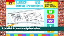 About For Books Daily Math Practice, Grade 5 Best Sellers Rank : #4