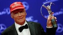 Morreu Niki Lauda, ex-piloto de Fórmula 1