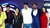 Press Conference Of ZEE5 Sci-Fi Original 'Skyfire' With Prateek Babbar & Sonal Chauhan