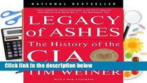 Full version Legacy of Ashes: The History of the CIA Best Sellers Rank : #4